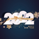Happy New Year 2022 Greeting Cards - GraphicRiver Item for Sale