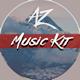 Uplifting Inspiring Acoustic Indie Folk Kit