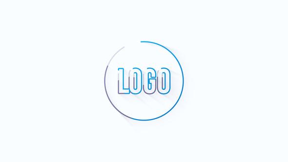 Outline Logo Reveal