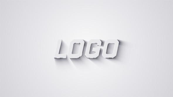 3D Matte Silver Logo