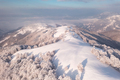 Amazing aerial view of mountains range - PhotoDune Item for Sale