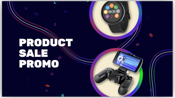 Sale Product Promo
