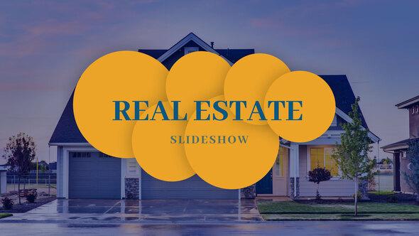 Real Estate Slideshow