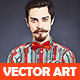 Vector Art Photoshop Action - GraphicRiver Item for Sale