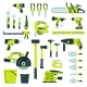 Working Tools Construction and Repair Equipment - GraphicRiver Item for Sale