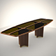 Bigwig Table Giorgetti - 3DOcean Item for Sale