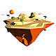 Low Poly Island 2 - 3DOcean Item for Sale