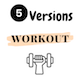 Workout Sport Action Rock