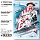 State Holiday Event Flyer - GraphicRiver Item for Sale