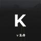 Keito - Creative Multipurpose Portfolio Template - ThemeForest Item for Sale