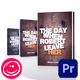 Book and eBook Promotion For Premiere Pro - VideoHive Item for Sale