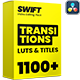 Transitions, Luts and Titles   DaVinci Resolve - VideoHive Item for Sale