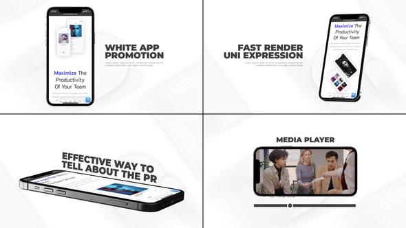 White App Promo v2.0