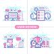 User Review Concept Illustration - GraphicRiver Item for Sale