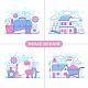 Home Repair Concept Illustration - GraphicRiver Item for Sale