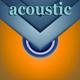 Uplifting Acoustic Background