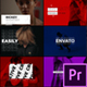 Minimal Typography For Premiere Pro