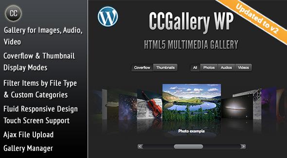 CCGallery WP - Multimedia Gallery Wordpress Plugin Free Download #1 free download CCGallery WP - Multimedia Gallery Wordpress Plugin Free Download #1 nulled CCGallery WP - Multimedia Gallery Wordpress Plugin Free Download #1