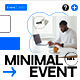 Minimal Event Promo 3 in 1 - VideoHive Item for Sale