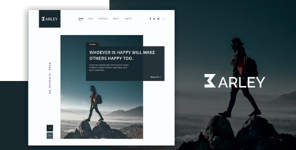 Download Barley - Blog and Magazine Joomla Theme Nulled
