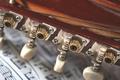 Detail of mandolin keys - PhotoDune Item for Sale