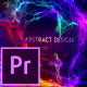 Space Nebula Titles - Premiere Pro - VideoHive Item for Sale