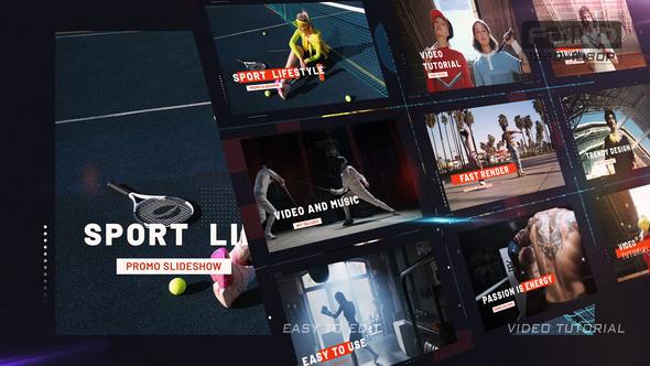 Dynamic Sport Intro