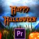 Halloween - Premiere Pro