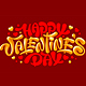 Happy Valentines Day Lettering - GraphicRiver Item for Sale