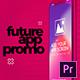 Future App Promo   3d Mobile Mockup   App Demo Video   Android App Presentation   Premiere Pro - VideoHive Item for Sale