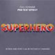 Superhero Text Effect - GraphicRiver Item for Sale