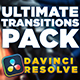 The Ultimate Transitions Pack - DaVinci Resolve