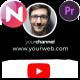 Youtube End Scene Vol 0.1 - VideoHive Item for Sale