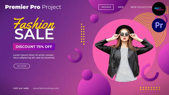 Fashion Sale Promo
