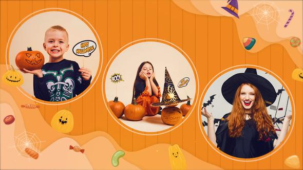Happy Halloween | Halloween Opener