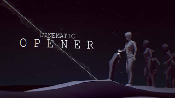 Cinematic Fire Opener