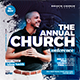 The Annual Church Flyer - GraphicRiver Item for Sale