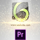 Elegant Glitters Logo - Premiere Pro