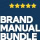 Brand Manual Bundle - GraphicRiver Item for Sale