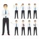 Businessman Tie - GraphicRiver Item for Sale