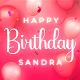 Happy Birthday Sandra Slideshow - VideoHive Item for Sale