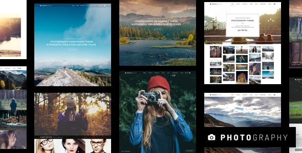 Fotografia WordPress