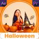 Happy Halloween   Halloween Opener   MOGRT - VideoHive Item for Sale