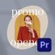 Fashion Promo Opener for Premiere Pro