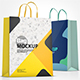 Shopping Bags 8 PSD Mockups - GraphicRiver Item for Sale