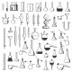 Chemical Laboratory Flasks Tubes and Retorts - GraphicRiver Item for Sale