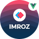 Imroz - Vue JS Creative Agency & Portfolio Vue JS  Template - ThemeForest Item for Sale