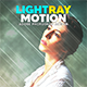 Light Ray Motion Action - GraphicRiver Item for Sale