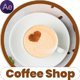 Coffee Shop Promo - VideoHive Item for Sale