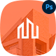 DAX - Apartment Complex Landing Page PSD Template - ThemeForest Item for Sale